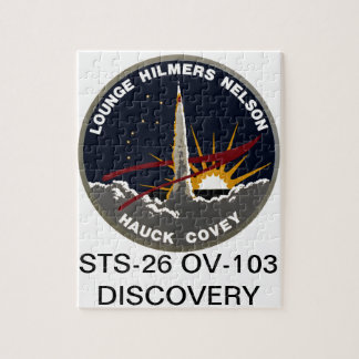 STS-26 Discovery: Return To Flight Jigsaw Puzzle