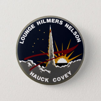 STS-26 Discovery: Return To Flight Pinback Button