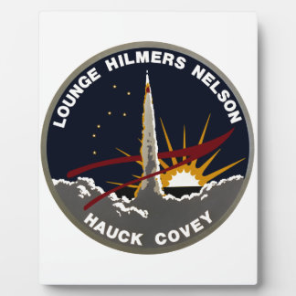 STS-26 Discovery: Return To Flight Plaque