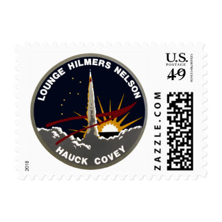 STS-26 Discovery: Return To Flight Postage