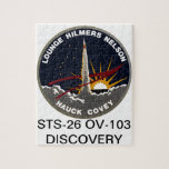 STS-26 Discovery: Return To Flight Puzzles