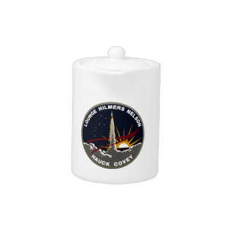 STS-26 Discovery: Return To Flight Teapot