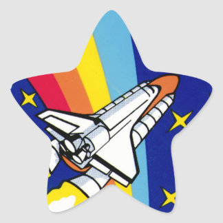 STS-27 Atlantis: OV-104 Star Sticker