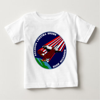 STS -28 Columbia: OV-102 Baby T-Shirt