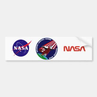 STS -28 Columbia: OV-102 Bumper Sticker