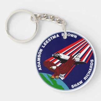 STS -28 Columbia: OV-102 Keychain