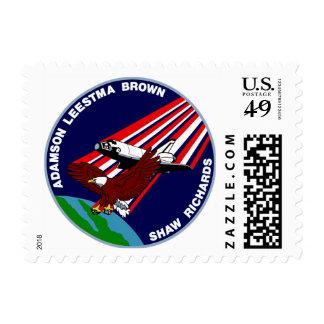 STS -28 Columbia: OV-102 Postage