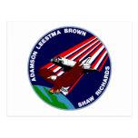 STS -28 Columbia: OV-102 Tarjeta Postal