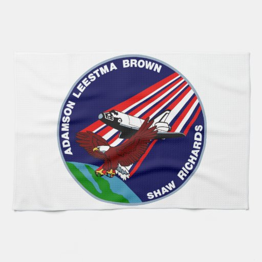 STS -28 Columbia: OV-102 Toalla