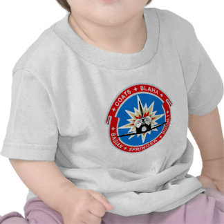 STS-29:  Descubrimiento: OV-103 y TDRS Camiseta