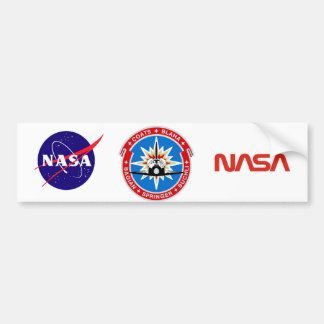 STS-29:  Discovery: OV-103 and TDRS Car Bumper Sticker