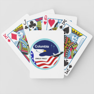 STS-2 Columbia:  Engle & Truly Bicycle Playing Cards