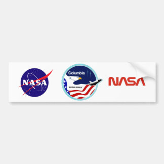 STS-2 Columbia:  Engle & Truly Bumper Stickers