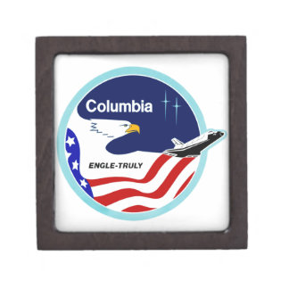 STS-2 Columbia:  Engle & Truly Gift Box