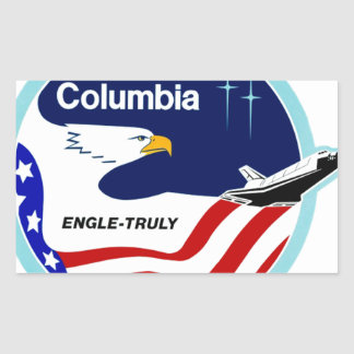 STS-2 Columbia:  Engle & Truly Stickers