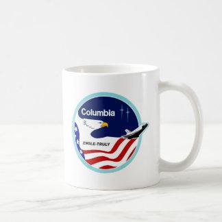STS-2 Columbia:  Engle y verdad Taza Clásica