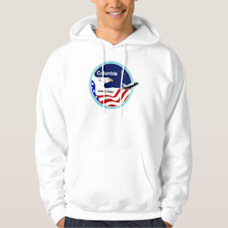 STS 2 Columbia: Truly and Engle Hoodie
