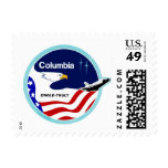 STS 2 Columbia: Truly and Engle Postage