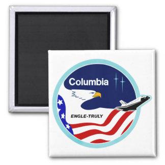 STS 2 Columbia: Verdad y Engle Iman De Nevera