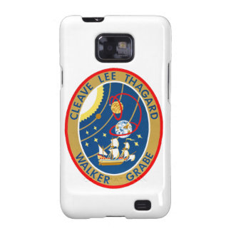 STS-30 Atlantis and Magellan Galaxy S2 Case