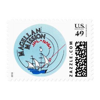 STS-30 Atlantis & Magellan Mission To Venus Stamps