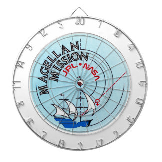 STS-30 Atlantis: Magellan to Venus Dart Board