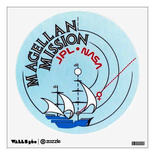 STS-30 la Atlántida: Magellan a Venus