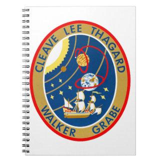 STS-30 la Atlántida y Magellan Libretas