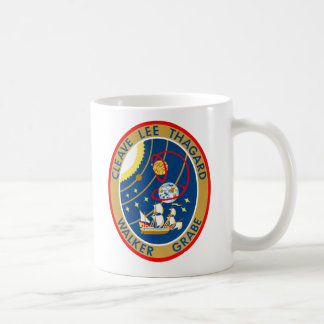 STS-30 la Atlántida y Magellan Taza De Café