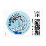 STS-30 la Atlántida y misión de Magellan en Venus Sellos