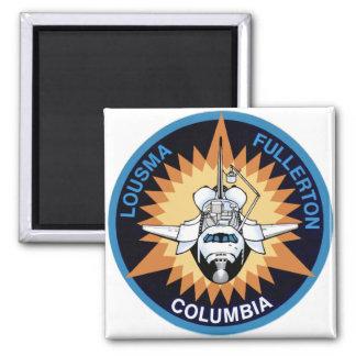 STS-3 Columbia:  Lousma y Fullerton Imán