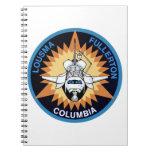 STS 3 Columbia: Lousma y Fullerton Libreta Espiral