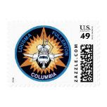 STS-3 Columia: Lousma and Fullerton Stamps