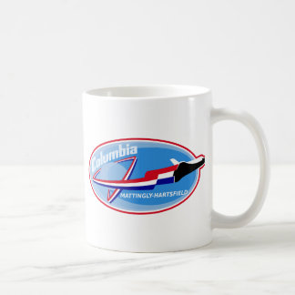 STS 4 Columbia: Mattingly and Hartsfield Coffee Mug