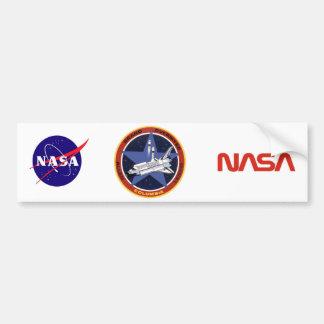 STS-5: Columia 1st Operational Mission Car Bumper Sticker