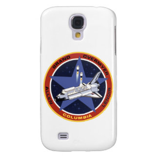 STS-5: Columia 1st Operational Mission Samsung Galaxy S4 Cases