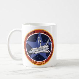 STS-5: Columia 1st Operational Mission Coffee Mug