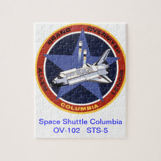 STS-5: Columia 1st Operational Mission Jigsaw Puzzle