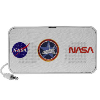 STS-5: Columia 1st Operational Mission Notebook Speaker
