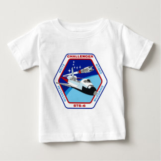 STS 6: Challenger OV-99 Baby T-Shirt