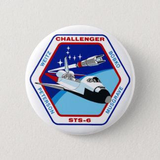 STS 6: Challenger OV-99 Button