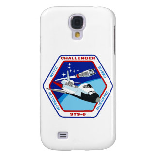 STS 6: Challenger OV-99 Samsung Galaxy S4 Covers