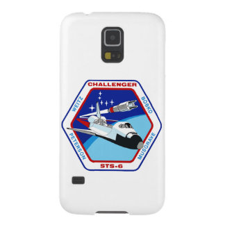 STS 6: Challenger OV-99 Case For Galaxy S5