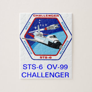 STS 6: Challenger OV-99 Jigsaw Puzzle
