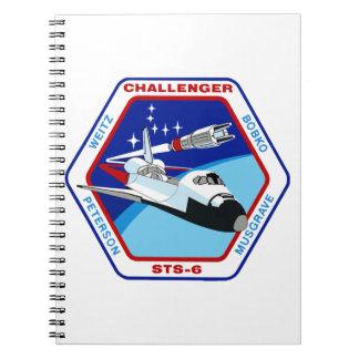 STS 6: Challenger OV-99 Journals