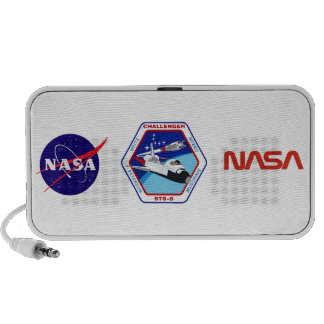 STS 6: Challenger OV-99 Speaker