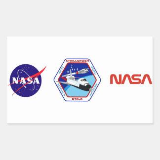 STS 6: Challenger OV-99 Sticker