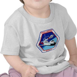 STS 6: Desafiador OV-99 Camisetas