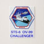 STS 6: Desafiador OV-99 Puzzles