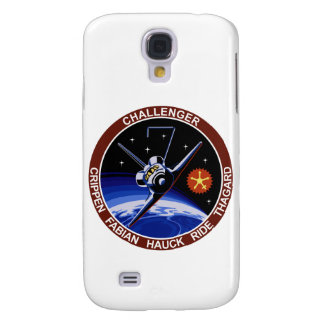 STS-7: Challenger OV-99 & Sally Ride Galaxy S4 Cover
